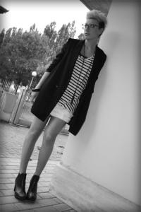 Elisa Bersani giacca nera