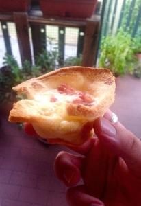 Muffin Lorraine (S)Quiche-tta!