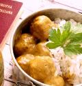 Schiscetta – Polpette al curry