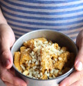 Schiscetta – Pasta con pesto alla trapanese