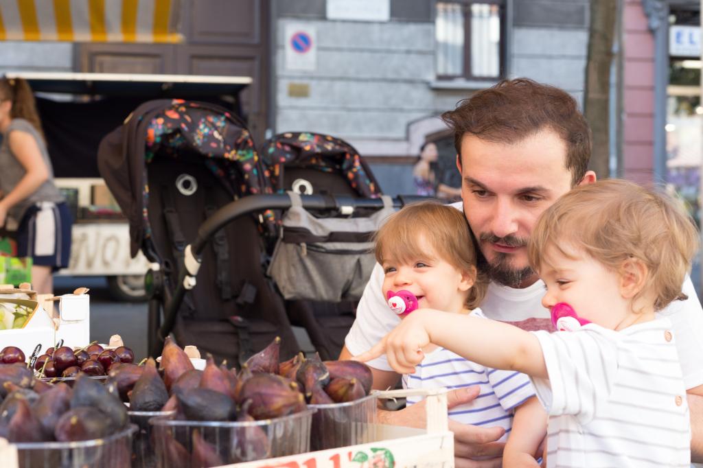Baby Schiscetta Alessandro Vannicelli Gaia e giada