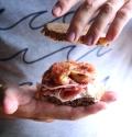 Schiscetta – Panino Crudo e fichi sprint